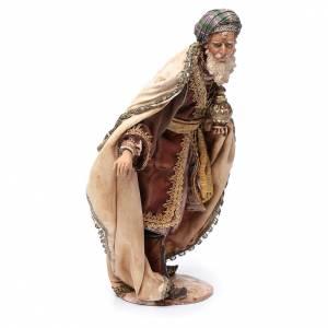Rey Mago terracota 30cm, Angela Tripi s4