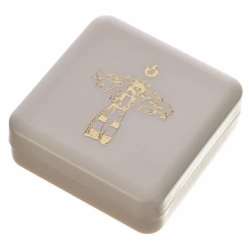 Rosario e portachiavi Papa Francesco s6