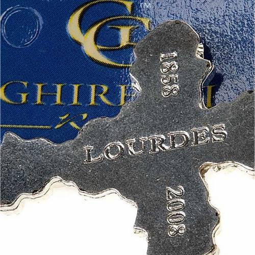 Rosario Ghirelli transparente cueva de Lourdes s7