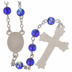 preiswerte Rosenkränze: Rosenkranz Johannes Paul 2. Perlen 6mm