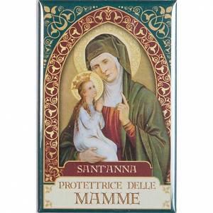 Saint Anne badge, gold s1