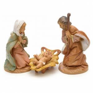 Sainte Famille crèche Fontanini 6,5 cm s2