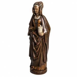 Sainte Marie Madeleine 40 cm pierre Bethléem s3