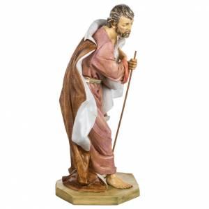 San Giuseppe presepe 65 cm Fontanini resina s5