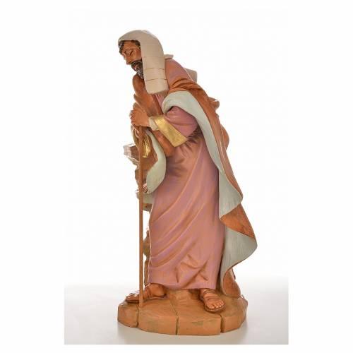 San Giuseppe presepe Fontanini 45 cm s2