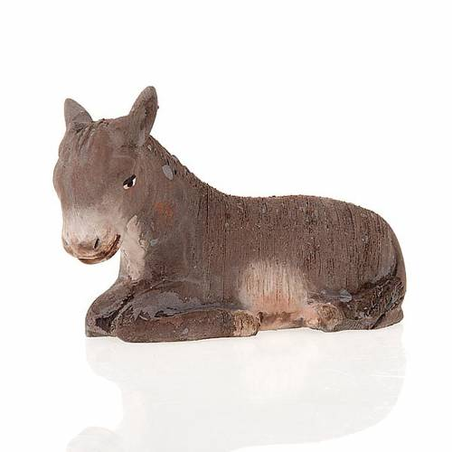 Boeuf et âne 10 cm s2