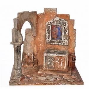 Sarcophage et icône crèche Fontanini 12 cm s1