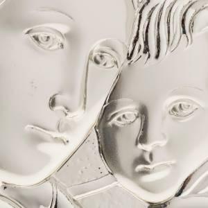 Silver Bassrelief Madonna della Seggiola s2