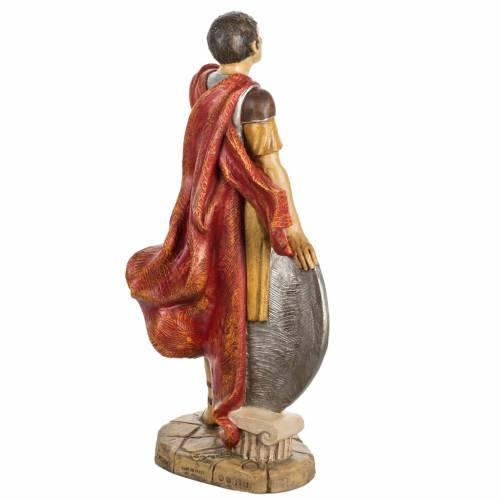 Soldato romano Fontanini presepe 65 cm resina s5