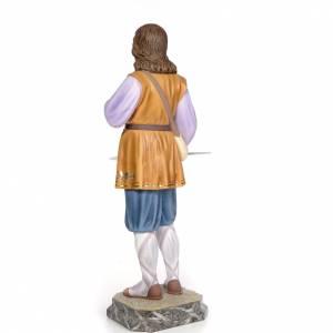 St Isidore 80 cm pâte à bois élégant s3