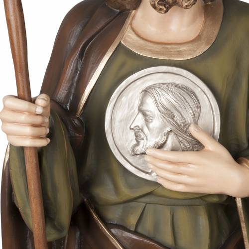 St Jude Thaddée statue fibre de verre 160 cm s3