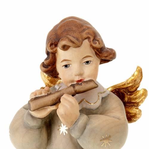 Angioletto con flauto traverso s3