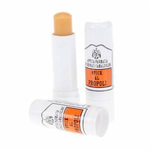 Crèmes visage, stick lèvre: Stick lèvre à base de propolis, 5 m