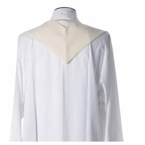 STOCK Stuła Jubileusz Papież Franciszek napis ŁACIŃSKI poliester haft maszynowy s2