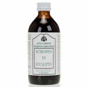 Lekarstwa naturalne: Syrop eukaliptusowy 200 ml