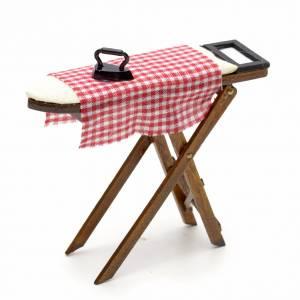 Accesorios para la casa: Tabla de planchar pesebre hecho por ti 8 x 10cm