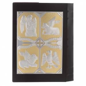 Tapa Evangeliario doble placa Pantocrator y Evangelistas s2