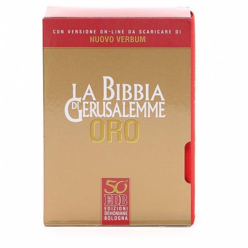 The Jerusalem Bible Gold edition s1