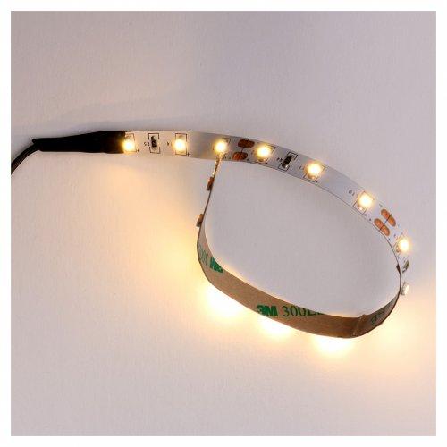 Tira de LED Power 'PS' 15 LED 0.8 x 25 cm. Blanco caliente Frial s1