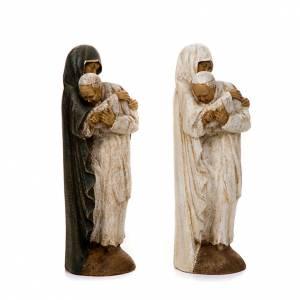 Vierge avec Jean Paul II s4