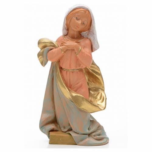 Vierge Marie crèche 17 cm Fontanini s1