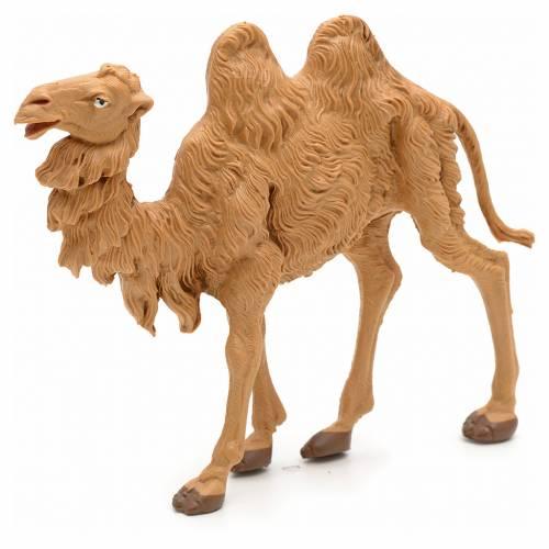 Vieux chameau debout crèche Fontanini 12 cm s2