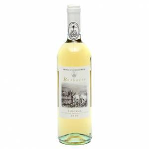 Les vins rouges et blancs: Vin de Toscane blanc Bordotto, 750 ml 2014