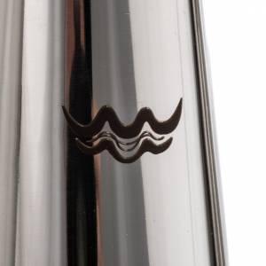 Vinajeras Metal: Vinajeras acero inoxidable uva y agua