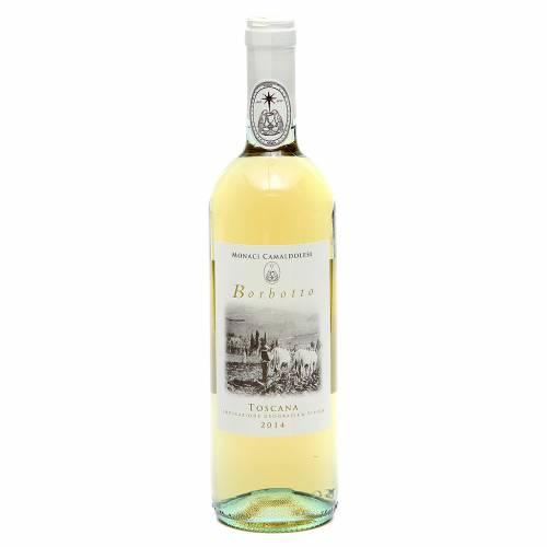 Vino bianco toscano Borbotto 750 ml. 2014 s1