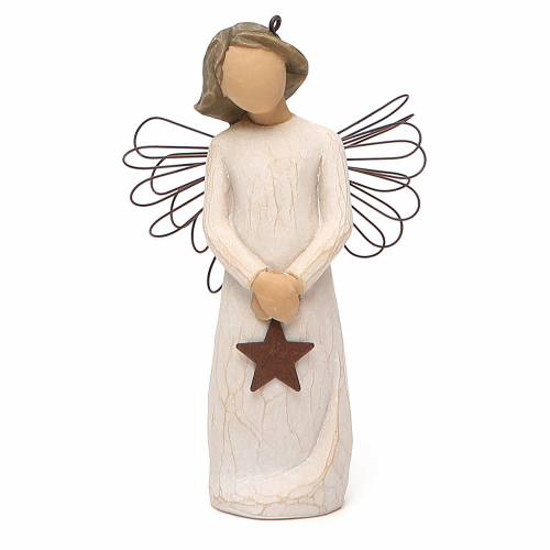 Willow Tree - Angel of Light (Ángel de la Luz) Ornament s1