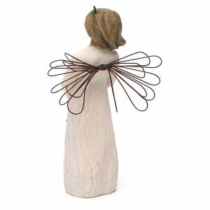 Willow Tree - Angel of Light (Ángel de la Luz) Ornament s3