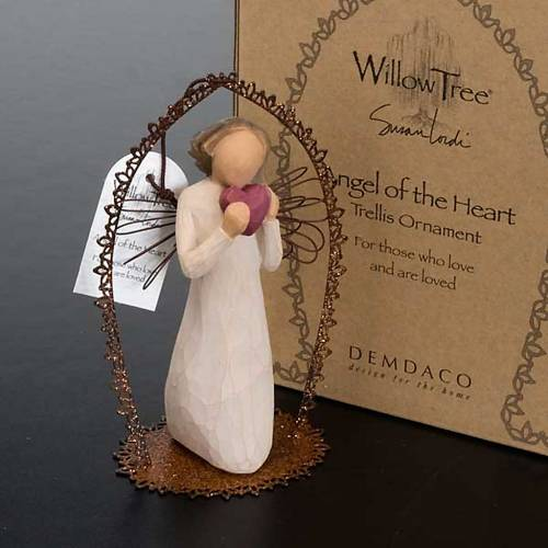 Willow Tree - Angel of the Heart ornament s6