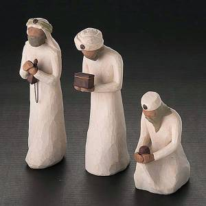 Willow Tree - The Three Wisemen (rois Mages) s3