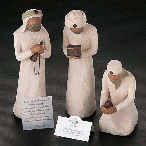 Willow Tree - The Three Wisemen (rois Mages) s2