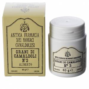 Herbaty: Ziarna z Camaldoli n.3 Rozluźniające