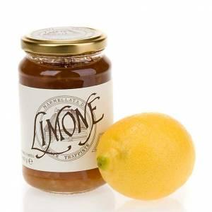 Konfitüren, Marmeladen: Zitronen-Konfituere 400 Gramm - Trappiste in Vitorchiano