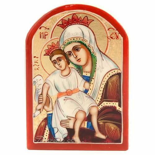 Virgen Glicofilusa miniatura 1