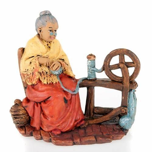 Nativity set accessory, Spinstress figurine 13cm s1