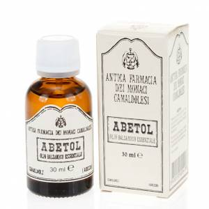 Produits curatifs et soignants: Abetol, huile balsamique 30 ml