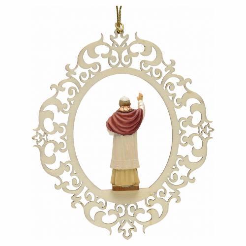 Addobbo Natale Papa Benedetto XVI s2