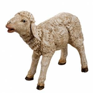 Animali presepe: Agnello 180 cm resina Fontanini