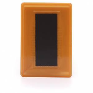 Aimant plexiglas Russie Prémonitoire 10x7 cm s2