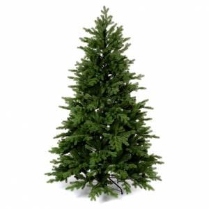 Albero di Natale 180 cm Poly verde Princetown s1