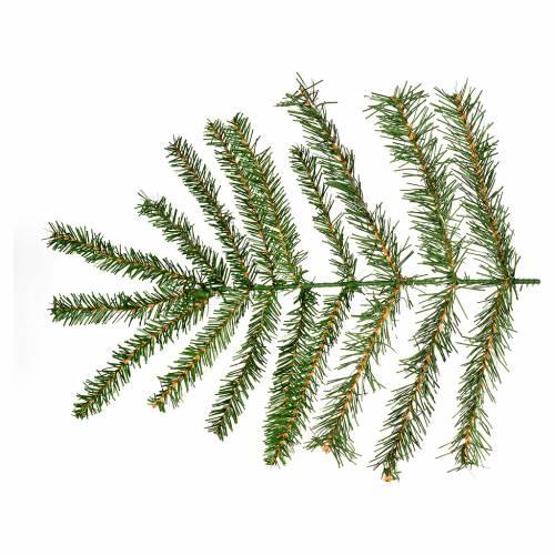 Albero di Natale 210 cm verde Aosta s4