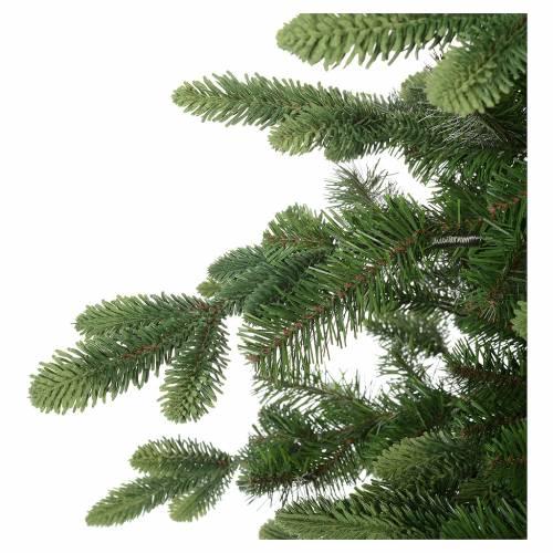 Albero di Natale 225 cm colore verde Poly Somerset s4