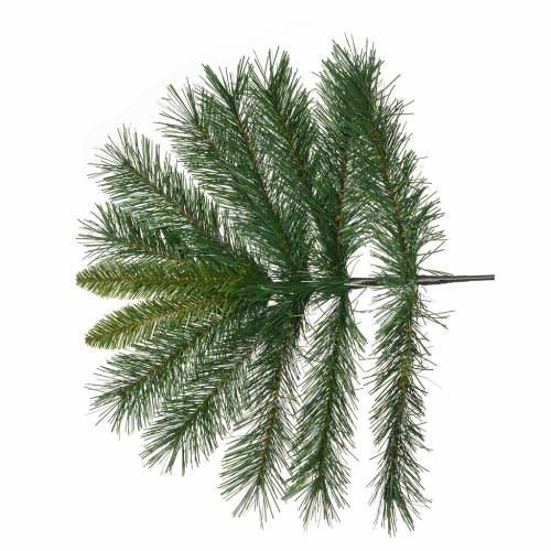 Albero di Natale 225 cm verde Winchester Pine s5