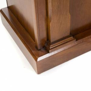 Lecterns: Ambo - Walnut wood 57 x 40 cm