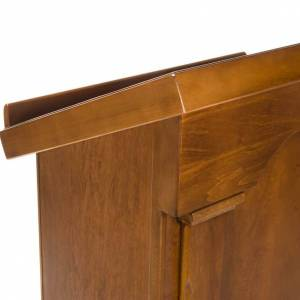 Ambón madera de nogal s7