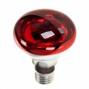Lanternes et lumières: Ampoule E27 rouge 220v 60w