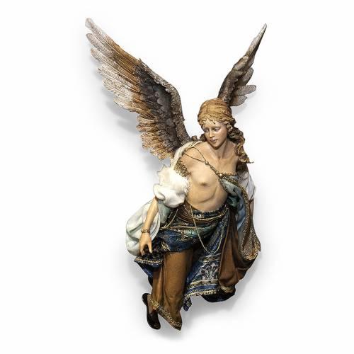 Angel of Glory, 30cm made of Terracotta by Angela Tripi s1